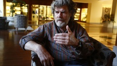 Messner pitches for alpinism, derides 'mountain tourism'
