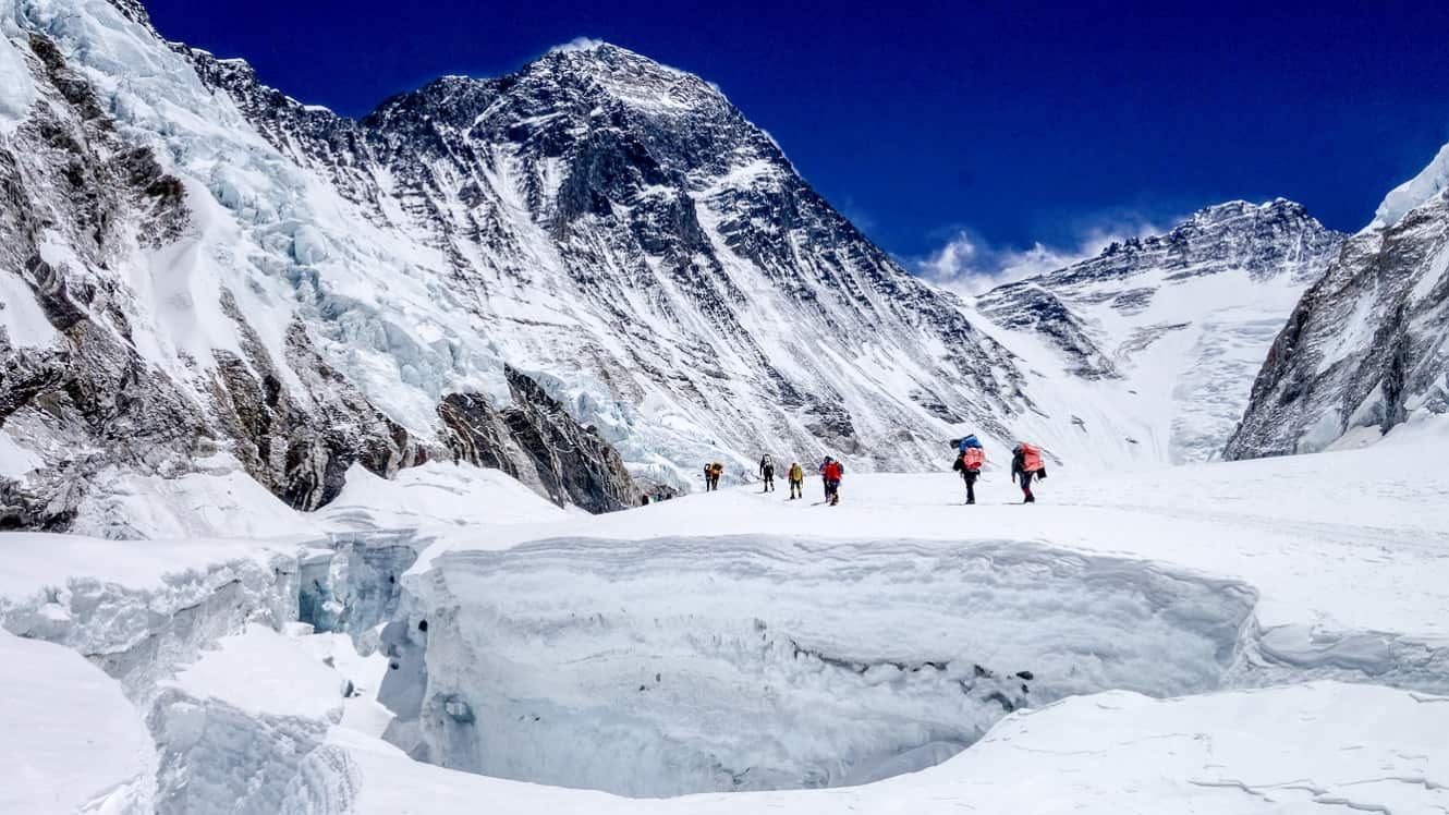 Everest Expedition 2018